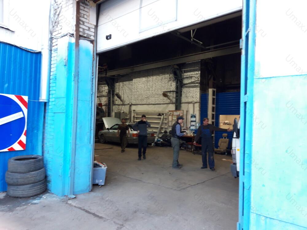 Фото №1 пункта техосмотра по адресу г Санкт-Петербург, ул Минеральная, д 13 литер о