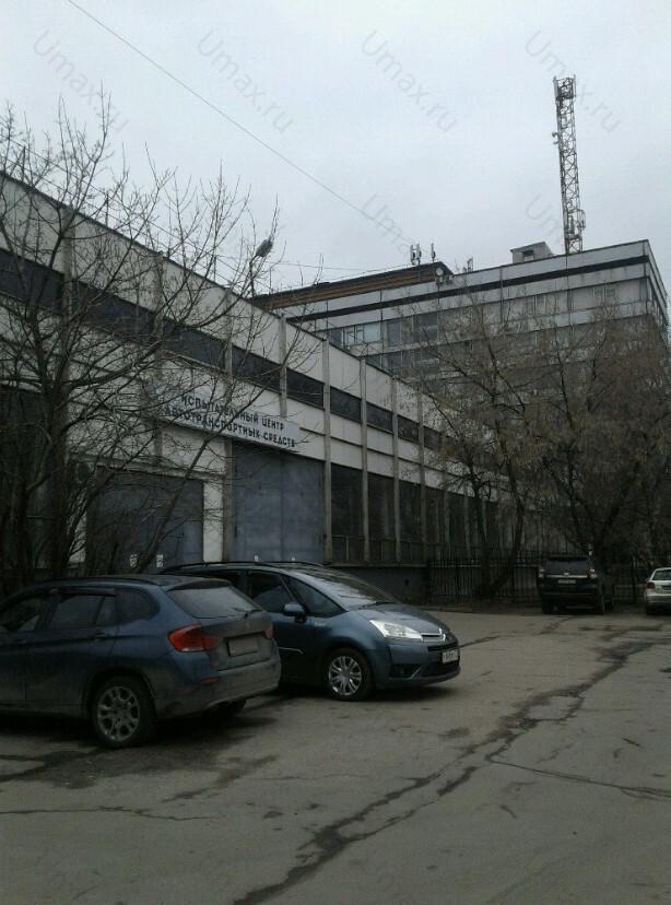Фото №2 пункта техосмотра по адресу г Москва, ул Героев Панфиловцев, д 24