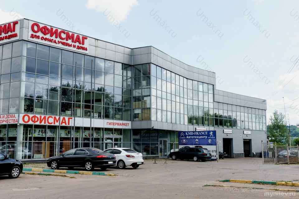 Фото №3 пункта техосмотра по адресу г Нижний Новгород, ул Июльских Дней, д 1Г