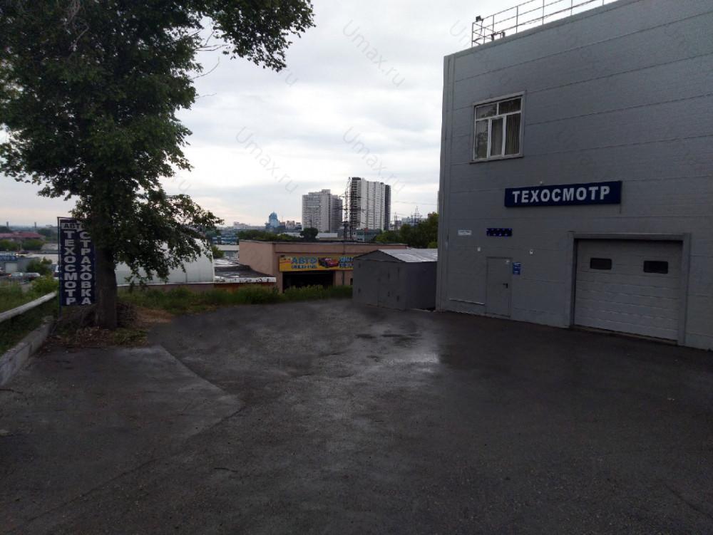 Фото №1 пункта техосмотра по адресу г Самара, ул Новоурицкая, д 10А
